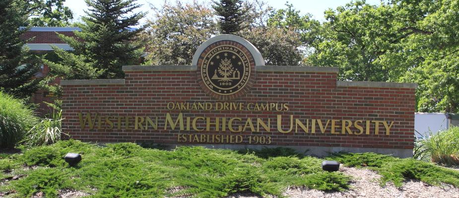 Western Michigan University - Located in Kalamazoo
